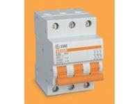 Cầu dao tự động - 3 cực/MCB - 3 Pole