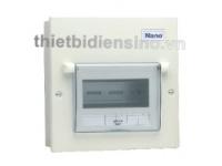 Tủ điện vỏ kim loại chứa 6 module FDP106